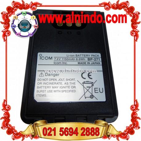 Icom Battery Pack (Li-Ion) BP-271