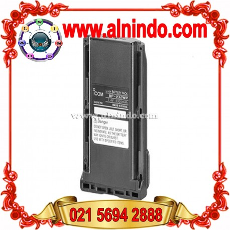Icom Rechargeable Li-Ion Battery IP67 Protection