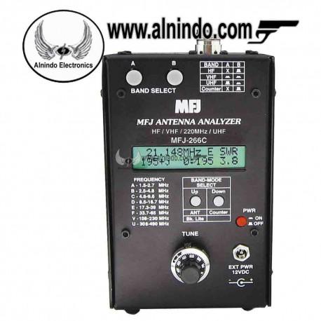 SWR Analyzer MFJ-266