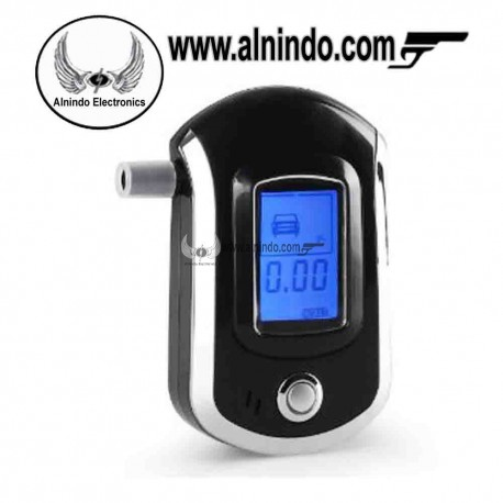 Alcohol tester at 6000
