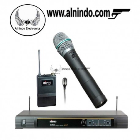 Microphone wireless mipro mr 823DA
