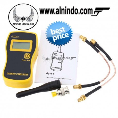 Frequency Counter & Power Meter GY561