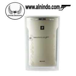 Sharp air purifier gold