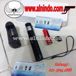 Senter Green Laser Pointer 303