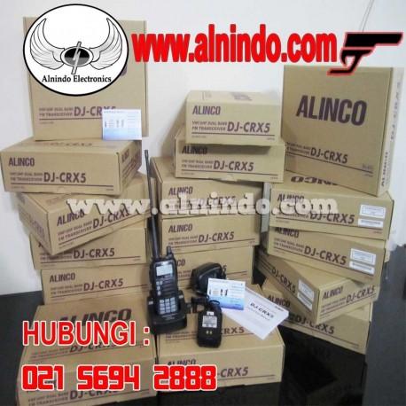 Alinco DJ CRX5
