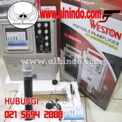 Amplifier Weston HDT-9999
