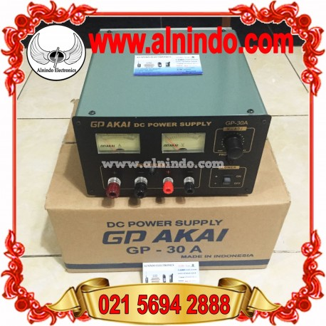 POWER SUPPLY GP AKAI 30A