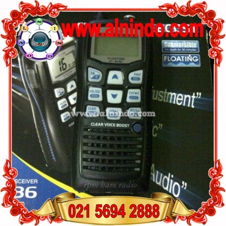 HT Icom Ic M36