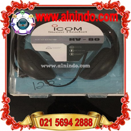 Earphone icom v80