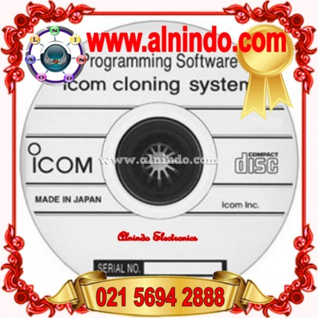 SOFTWARE ICOM CS-M324