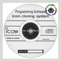 SOFTWARE ICOM CS-802FMS