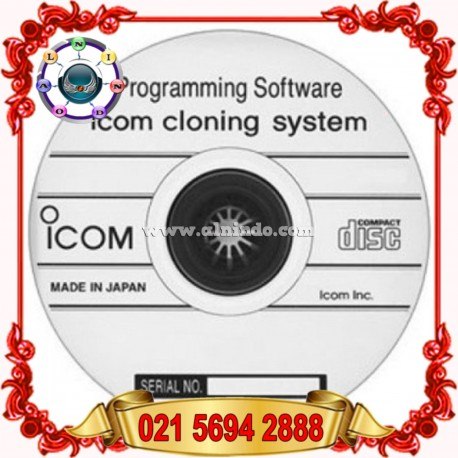 SOFTWARE ICOM ISL-MG2