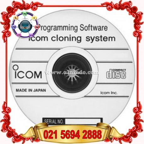 SOFTWARE ICOM CS-FR500