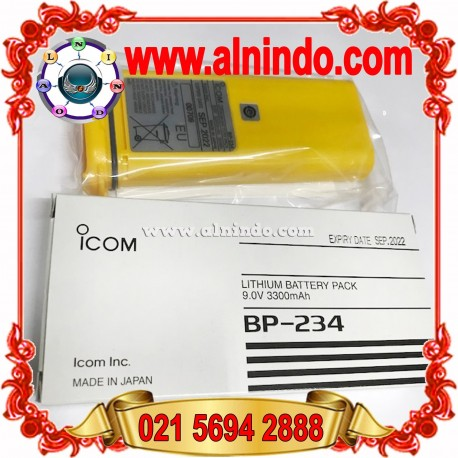 Icom Lithium Battery Pack BP-234
