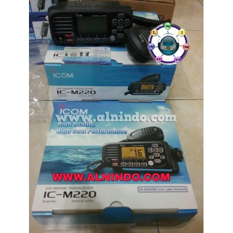 Radio Rig Icom IC-M220