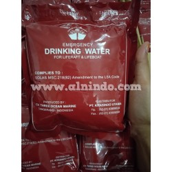 Emergency food | drink water