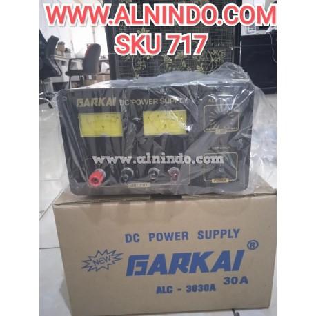 Garkai ALC-3030a DC Power Supplay 30a
