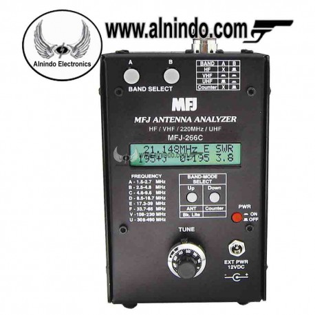 SWR Analyzer MFJ-266