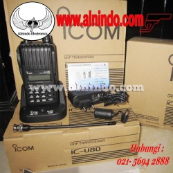 HT ICOM IC U80