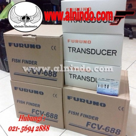 FISH-FINDERFURUNO FCV 688