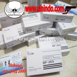 Battery Icom BP265