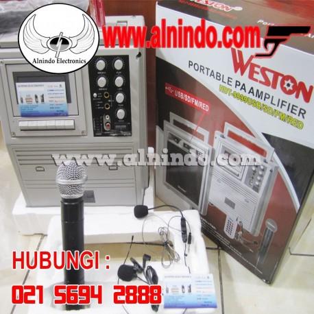 Amplifier Weston HDT-9999