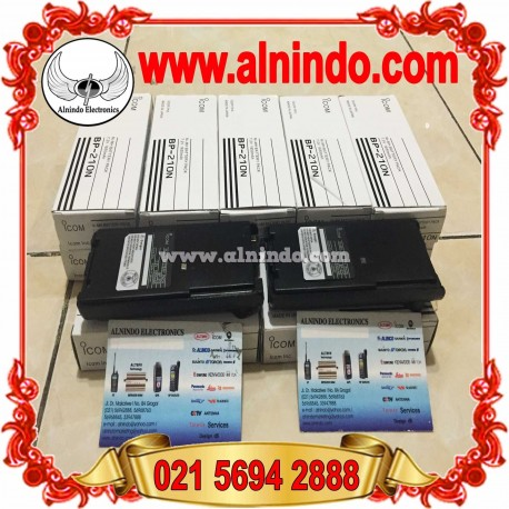 BATTERY ICOM BP210N