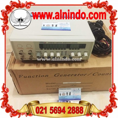 FUNCTION GENERATOR / FREKUENSI COUNTER ADITEG