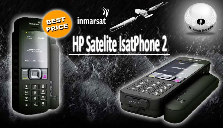 hp satelite isatphone 2